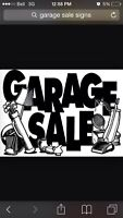 Fundraiser Garage Sale location!!