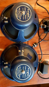 KNIGHT KN-812 TRIAXIAL VINTAGE SPEAKERS AND CROSS OVERS