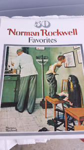 Norman Rockwell Prints 1 to 10