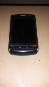 Blackberry Storm 9530 Bell Mobility
