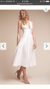ANTHROPOLOGIE PROM DRESS
