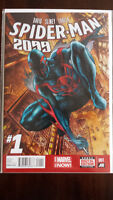 Spider-Man 2099 & Spider-Verse Comic Collection