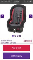 Car seat only a couple years old
