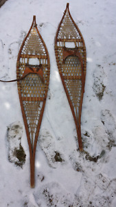 Old Chestnut Canoe Co. Snowshoes