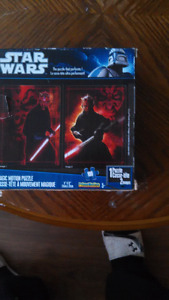 """Selling """"Star-Wars"""" Magic Motion  Puzzle"""