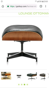 Looking for Eames lounge ottoman