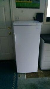Upright compact freezer