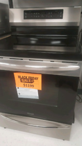 Stoves wall ovens cooktop blow out sale