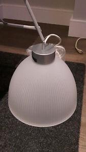 LARGE IKEA PENDANT LIGHT