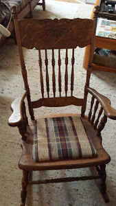 Antique Rocking chair ***REDUCED***