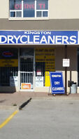 Dry Clean Business For Sale at Kingston/Markham