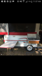 Tent trailer 12ft jayco