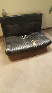 90-93 Mustang Convertible Rear Seats