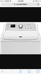 MAYTAG BRAND NEW WASHER AND DRYER PAIR