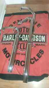 FOR SALE Harley Davidson Exhaust pips