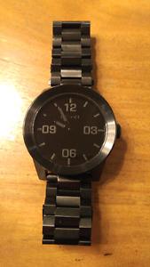 Nixon corporal ss all black montre