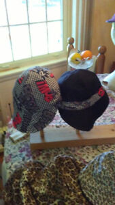 For Sale Reversible Hats which some can be used for welding caps