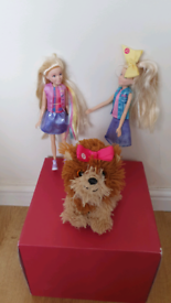 Jojo Siwa Singing Boomerang song & jo jo Fashion Doll & bowbow dog