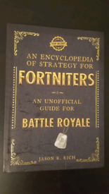 Free Shipping An Encyclopedia Of Strategy For Fortniters