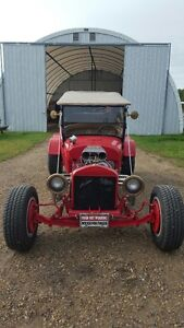 1926 Ford Touring T-Bucket