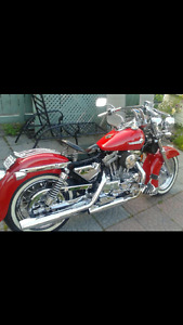 Harley-Davidson 1992- Xlh88-great condition!