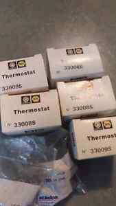 New thermostats
