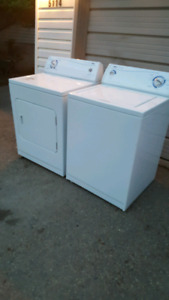 INGLIS... WASHER AND DRYER.. PRICE REDUCED...