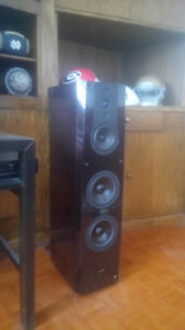 For SALE High end SONY Stereo SPEAKERS & Amp