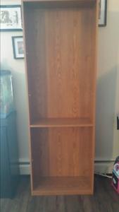 2 Book Shelves $30 obo