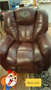 Comfy chair...motivated seller