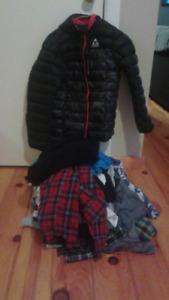 Boys Clothes (size 10-12)