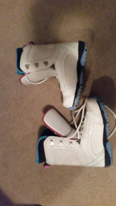 Sims Snowboard Boots size 8