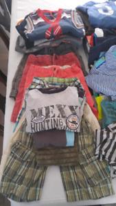 Lot de vêtements garçon