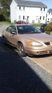 ONLY 124000 kms 2004 GRAND AM