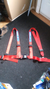 3 Point Racing Harness