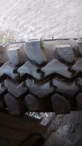 Super Swamper Mud Tires