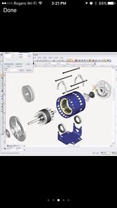 Custom AutoCAD / Solidworks training Edmonton Edmonton Area image 3