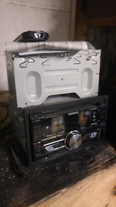 JVC Stereo never used