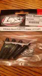 Losi LST2 - Body Posts and Hardware