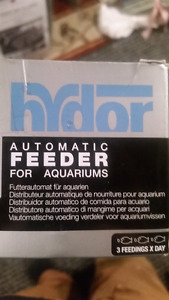 Automatic feeder for fish