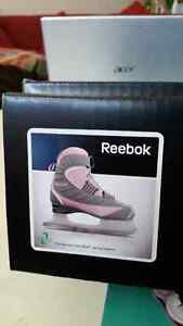 Reebok BOA Skates/Patins Size 3 (PICK PROFESSIONALLY GROUND OFF) West Island Greater Montréal image 1