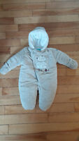 BRAND NEW  Full Body Winter Suit (temp reading) - NEED IT GONE