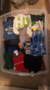 18 month clothing lot