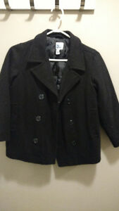 Boys Old Navy Peacoat