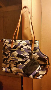 2 Blue Camo Small Pet Carriers