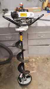 *SOLD*   Gas ice auger for sale