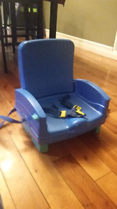 Baby seat for any chair