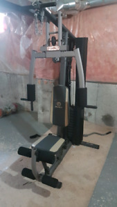 Marcy Pro excercise machine