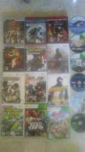 Games for ps3 wii and xbox 360