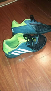 Kids size 3 Turf Cleats